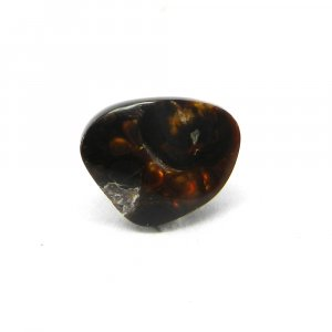 Mexican Fire Opal 16x14mm Fancy Cabochon 8.8 Cts