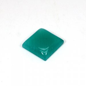 Natural Amazonite 21x21mm Square Cabochon 34.10 Cts Loose Gemstone