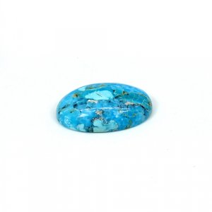 Natural American Turquoise 20x14mm Oval Cabochon 9.65 Cts Loose Gemstone
