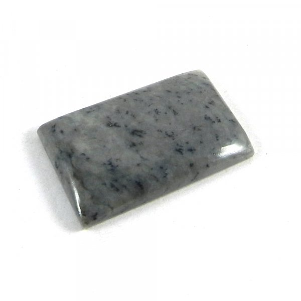 Natural Astrophyllite 24x15mm Rectangle Cabochon 19.7 Cts