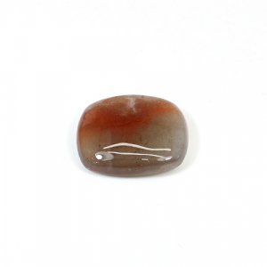 Natural Bio Sunstone 24x22mm Cushion Cabochon 28.90 Cts Loose Gemstone