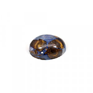 Natural Boulder Opal  Oval Cabochon 5.85 Cts Loose Gemstone