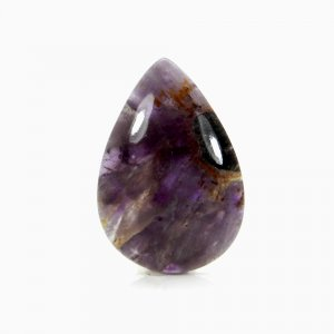 Natural Cacoxenite 26x18mm Pear Cabochon 19.55 Cts