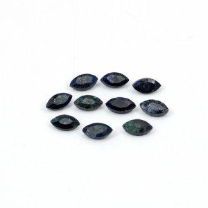 Natural Chrysocolla Marquise Cut 25 Pcs Lot 6x3mm 12.90 Cts Loose Gemstone