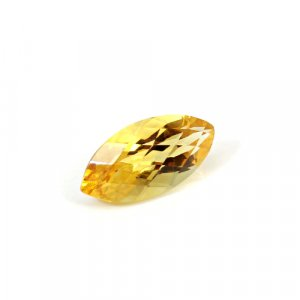 Natural Citrine Marquise Checker Cut 11.40 Cts 22x11mm Loose Gemstone