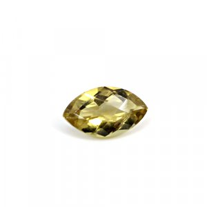Natural Citrine Marquise Checker Cut 14x8mm 4.20 Cts Loose Gemstone
