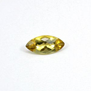 Natural Citrine Marquise Checker Cut 16x8mm 4.20 Cts Loose Gemstone