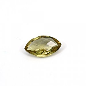 Natural Citrine Marquise Checker Cut 17x10mm 5.70 Cts Loose Gemstone