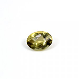 Natural Citrine Oval Checker Cut 11x8mm 4 Cts Loose Gemstone