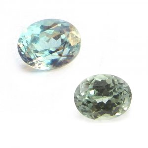 Natural Color Change Alexandrite 6x5mm Oval Cut 0.8 Cts