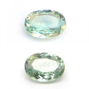 Natural Color Change Alexandrite 7x5mm Oval Cut 0.8 Cts