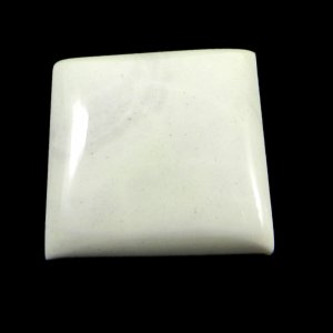 Natural Cream Jasper 21x21mm Square Cabochon 21.25 Cts