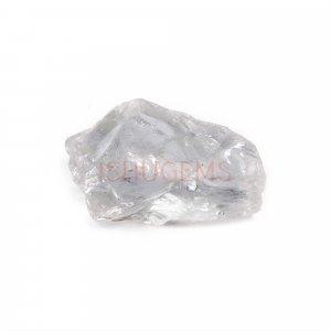 Natural Crystal Quartz 18x16mm Freeform Rough 15.80 Cts