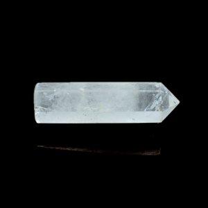 Natural Crystal Quartz Gemstone Pencil  Shape Faceted 142.70 Cts 60x15mm