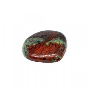 Natural Cuprite Chrysocolla Heart Cabochon 25x24mm 27.15 Cts Loose Gemstone