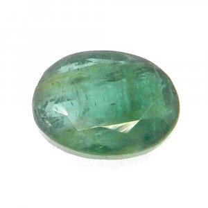 Natural Emerald 15x10mm Oval Cut 6.48 Cts