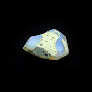 Natural Ethiopian Opal Rough Freeform Gemstone 7.35 Cts 16x14mm