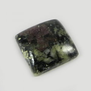 Natural Eudialyte 16x16mm Cushion Square Cabochon 15.4 Cts