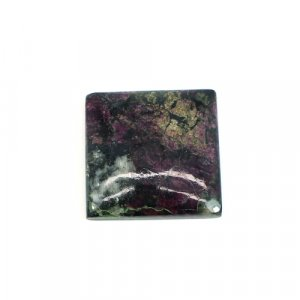 Natural Eudialyte Gemstone Square Cabochon 27mm 51.80 Cts