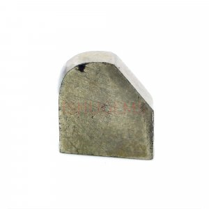 Natural Golden Pyrite 9x9mm Freeform Rough 8.00 Cts