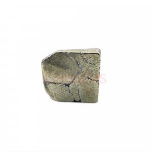 Natural Golden Pyrite 9x9mm Freeform Rough 8.50 Cts