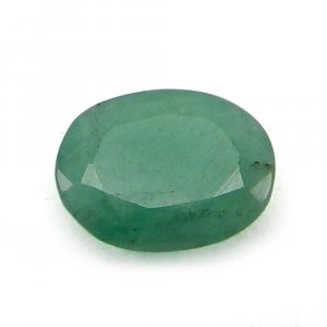 Natural Green Emerald 8x6mm Oval Cut 1.65 Cts