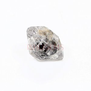 Natural Herkimer Diamond 11x11mm Freeform Rough 7.55 Cts