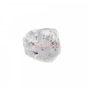 Natural Herkimer Diamond 12x10mm Freeform Rough 4.55 Cts
