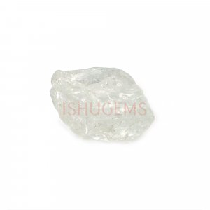 Natural Herkimer Diamond 13x9mm Freeform Rough 5.00 Cts