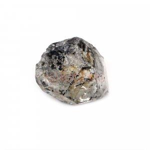 Natural Herkimer Diamond 14x12mm Freeform Rough 8.40 Cts