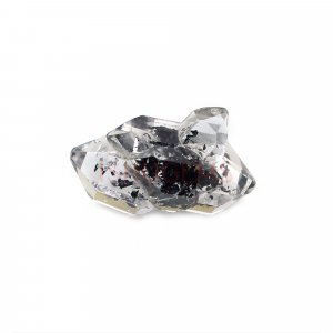 Natural Herkimer Diamond 14x8mm Freeform Rough 4.05 Cts