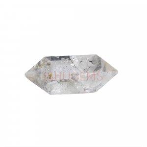 Natural Herkimer Diamond 17x7mm Freeform Rough 5.85 Cts