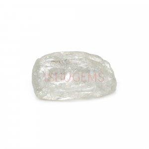 Natural Herkimer Diamond 17x9mm Freeform Rough 6.35 Cts