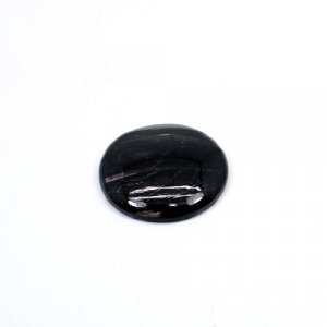 Natural Hypersthene 21mm Round Cabochon 17.75 Cts Loose Gemstone
