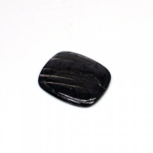 Natural Hypersthene 27x23mm Rectangle Cushion Cabochon 26.30 Cts Loose Gemstone