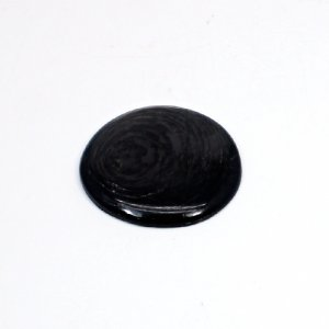 Natural Hypersthene 29mm Round Cabochon 34.30 Cts Loose Gemstone