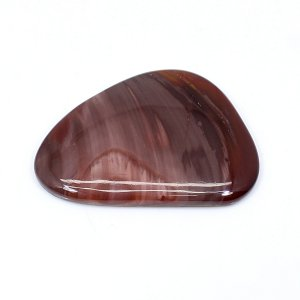 Natural Imperial Jasper 44x33mm Fancy Cabochon 57.75 Cts