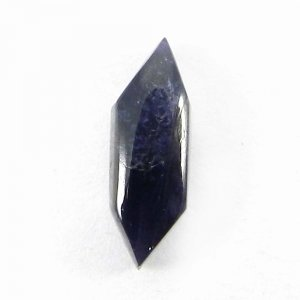 Natural Iolite 12x4mm Fancy Cabochon 1.4 Cts