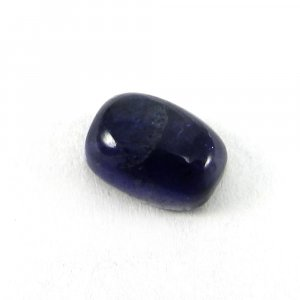 Natural Iolite 8x6mm Rectangle Cabochon 1.4 Cts