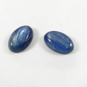 Natural Kyanite 11x7mm Oval Cabochon 4.3 Cts