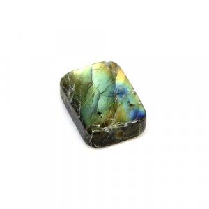 Natural Labradorite Rectangle Cushion 14x10mm  7 Cts Loose Gemstone