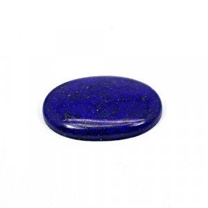 Natural Lapis Lazuli 28x20mm Oval Cabochon 23.85 Cts Loose Gemstone