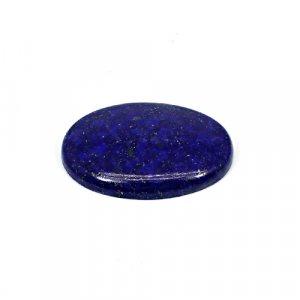 Natural Lapis Lazuli 28x21mm Oval Cabochon 22.55 Cts Loose Gemstone