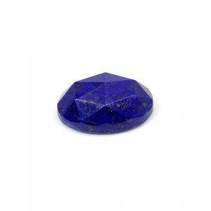 Natural Lapis Lazuli Oval Rose Cut 18x13mm 13.70 Cts Loose Gemstone