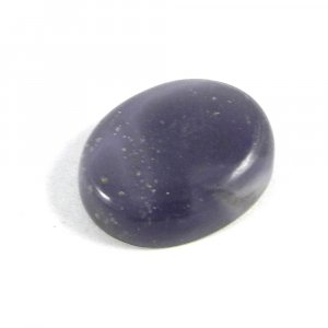 Natural Lavender Jade 24x19mm Oval Cabochon 32.25 Cts