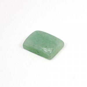 Natural Light Green Aventurine 18x13mm Cushion Cabochon 17.10 Cts Loose Gemstone