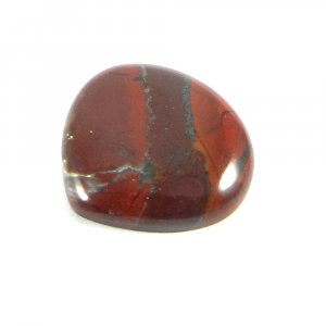 Natural Mexican Snack Jasper 21x20mm Heart Cabochon 15.0 Cts