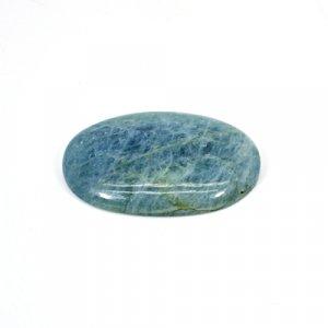 Natural Milky Aquamarine 43x29mm Oval Cabochon 73.55 Cts Loose Gemstone