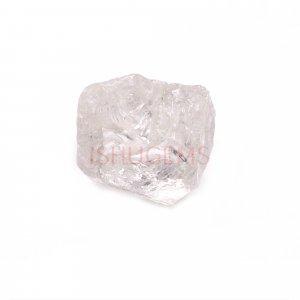 Natural Morganite 10x10mm Freeform Rough 8.30 Cts
