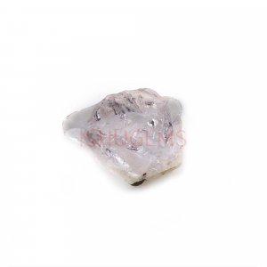 Natural Morganite 14x11mm Freeform Rough 4.30 Cts